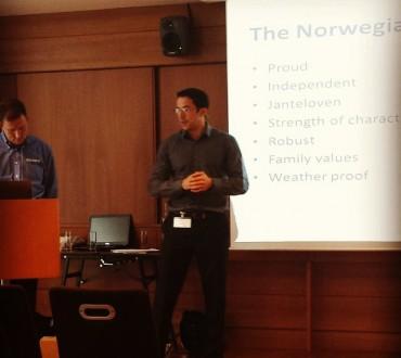Finnes det en typisk norsk prosjektleder?
