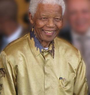 Tusen takk, Nelson Mandela