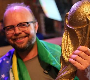 Bak kulissene for Fotball VM i Brasil