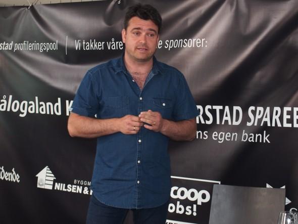 Hva trigger sponsorer til BAKgården 2013?
