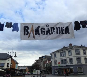 Prosjektmadammen skal rocke BAKgården 2013!
